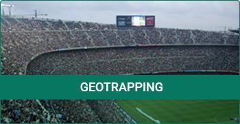 Kampania oparta o geotrapping
